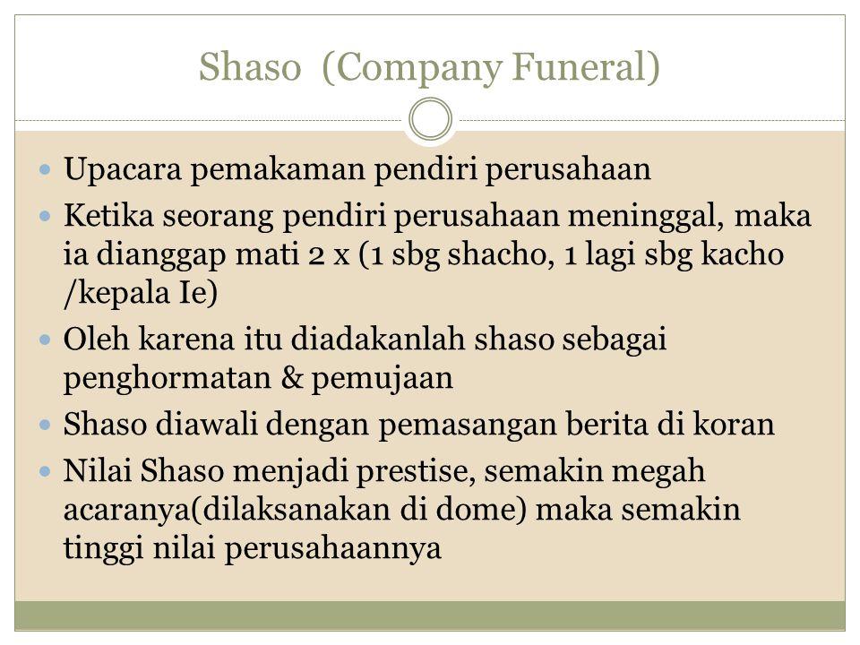 Shaso (Company Funeral)