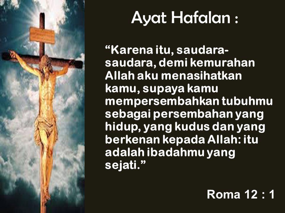 Ayat Hafalan :