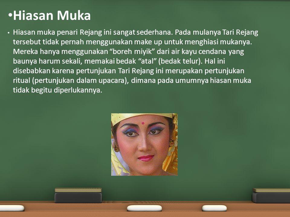 Hiasan Muka