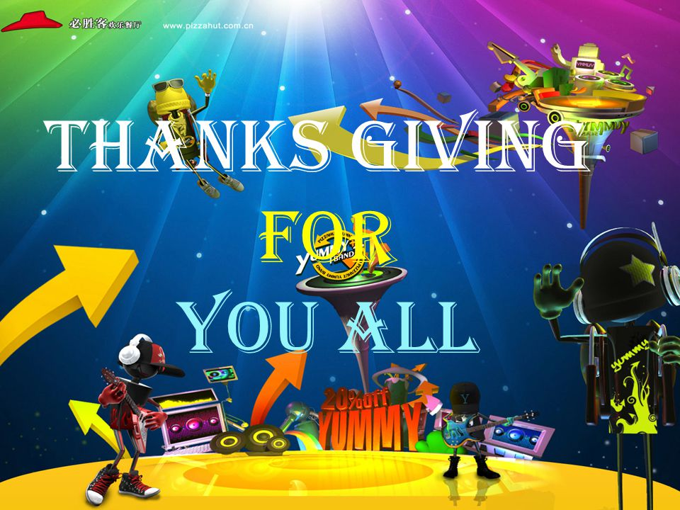 THANKs giving FOR You All