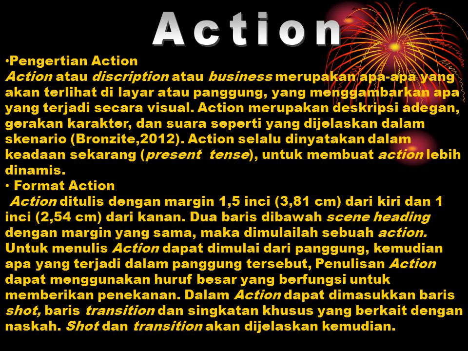 Action Pengertian Action