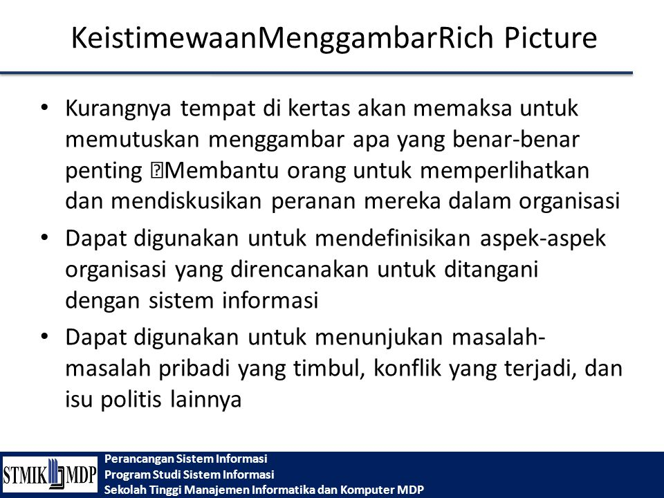 KeistimewaanMenggambarRich Picture