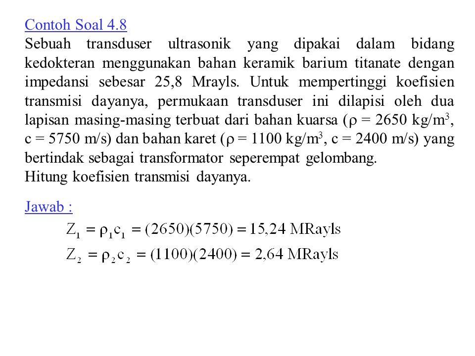 Contoh Soal 4.8