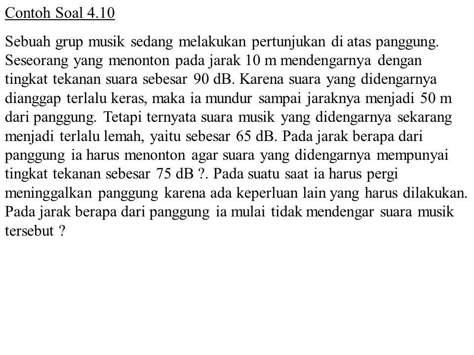 Contoh Soal 4.10