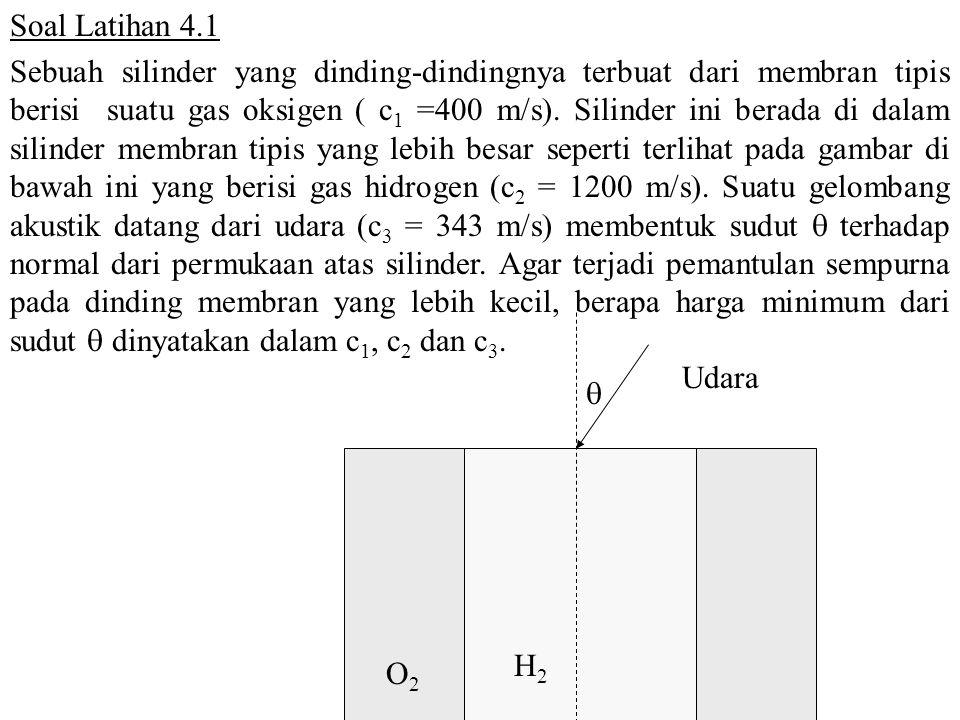 Soal Latihan 4.1