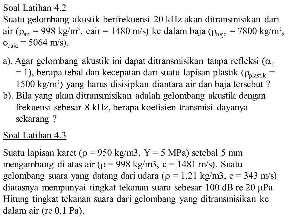 Soal Latihan 4.2