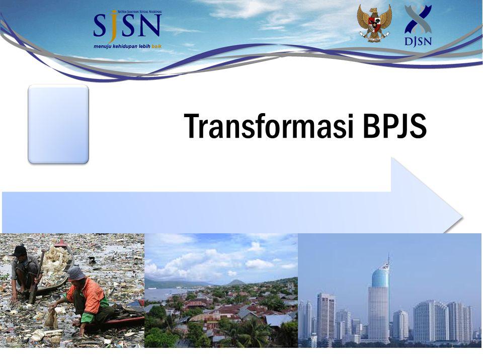Transformasi BPJS