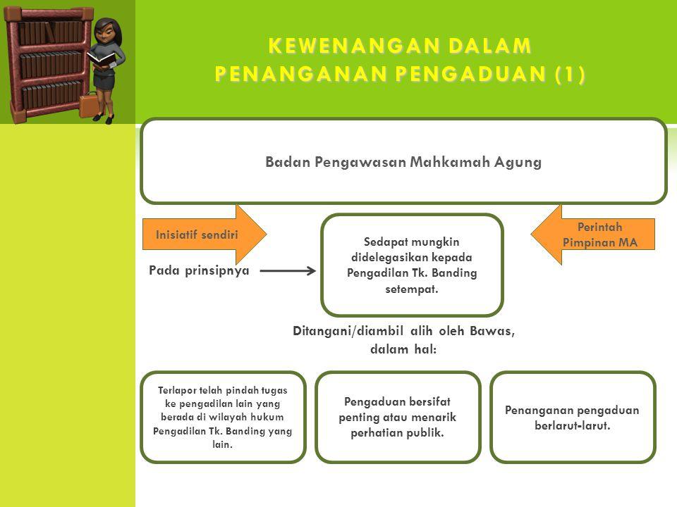 KEWENANGAN DALAM PENANGANAN PENGADUAN (1)