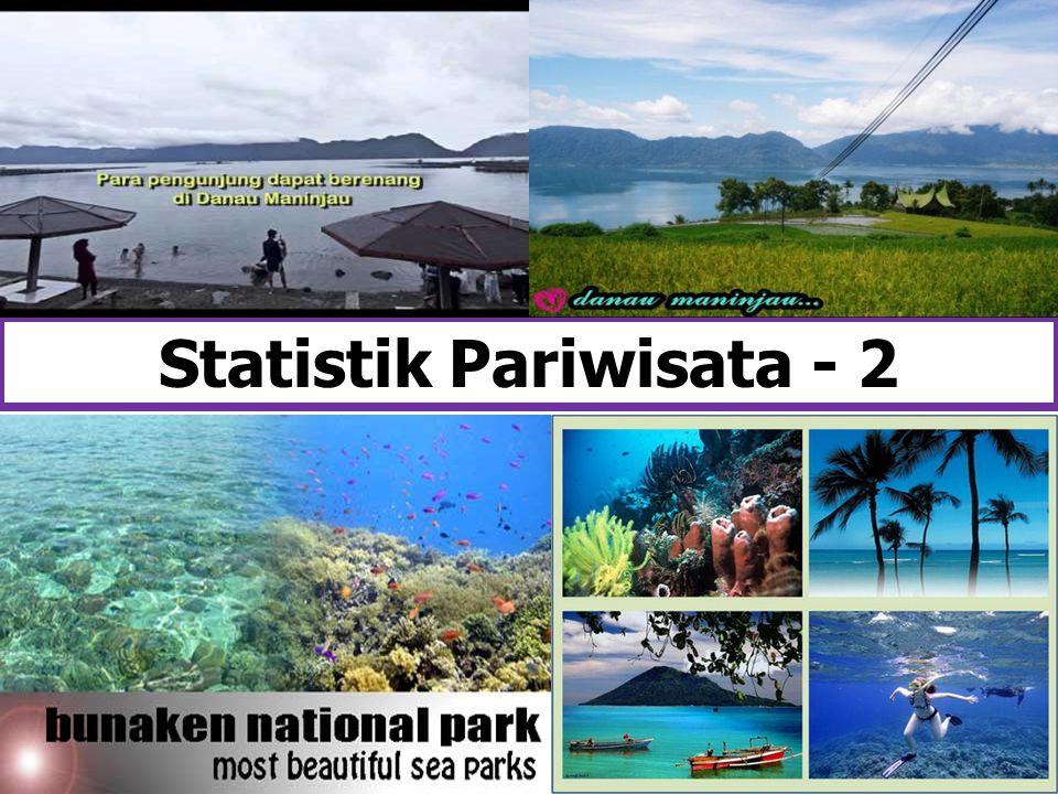 Statistik Pariwisata - 2