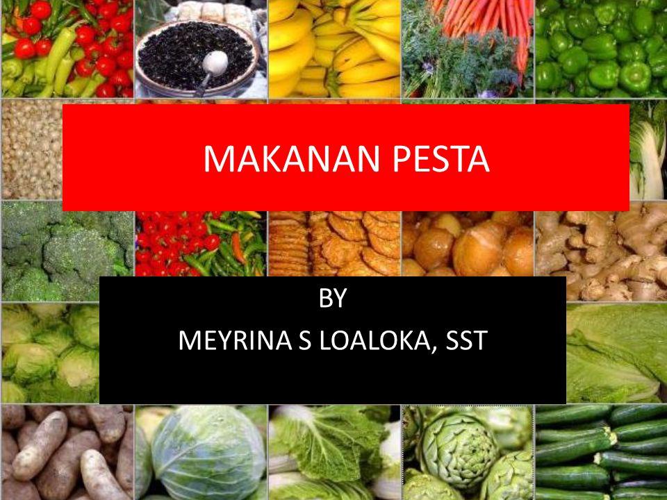BY MEYRINA S LOALOKA, SST