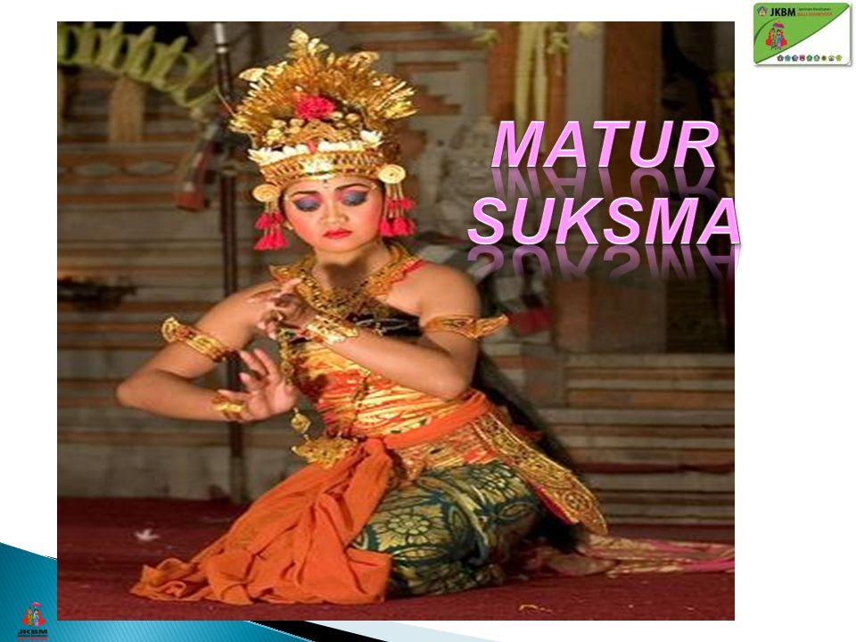 MATUR SUKSMA 16 16