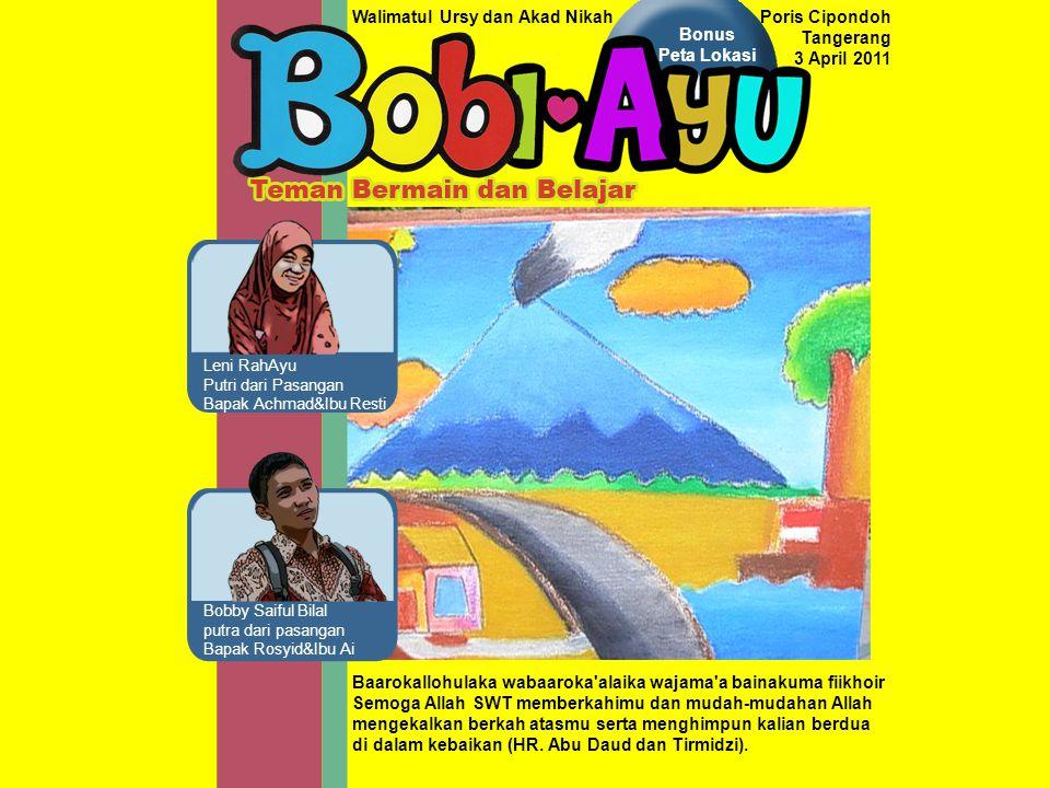Walimatul Ursy dan Akad Nikah Poris Cipondoh Tangerang 3 April 2011