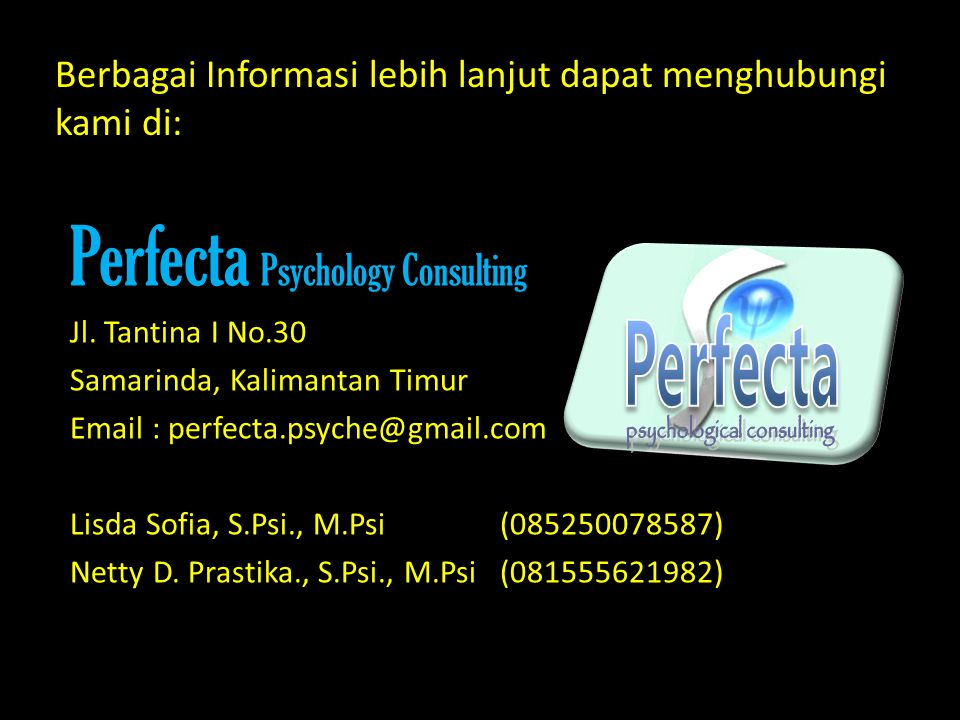 psychological consulting