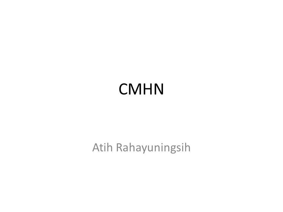 CMHN Atih Rahayuningsih