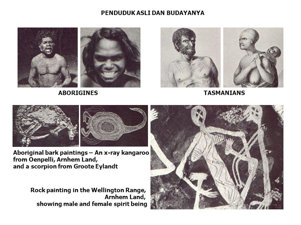 PENDUDUK ASLI DAN BUDAYANYA