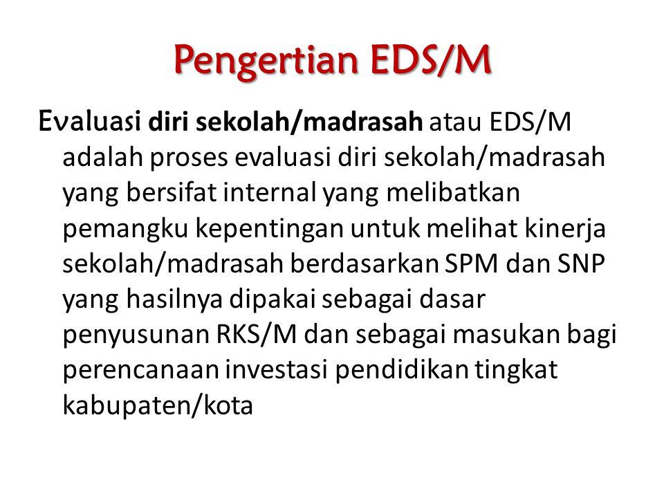 Pengertian EDS/M