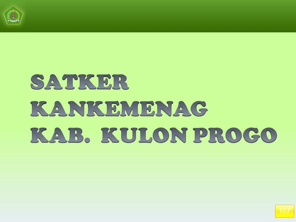 SATKER KANKEMENAG KAB. KULON PROGO 107
