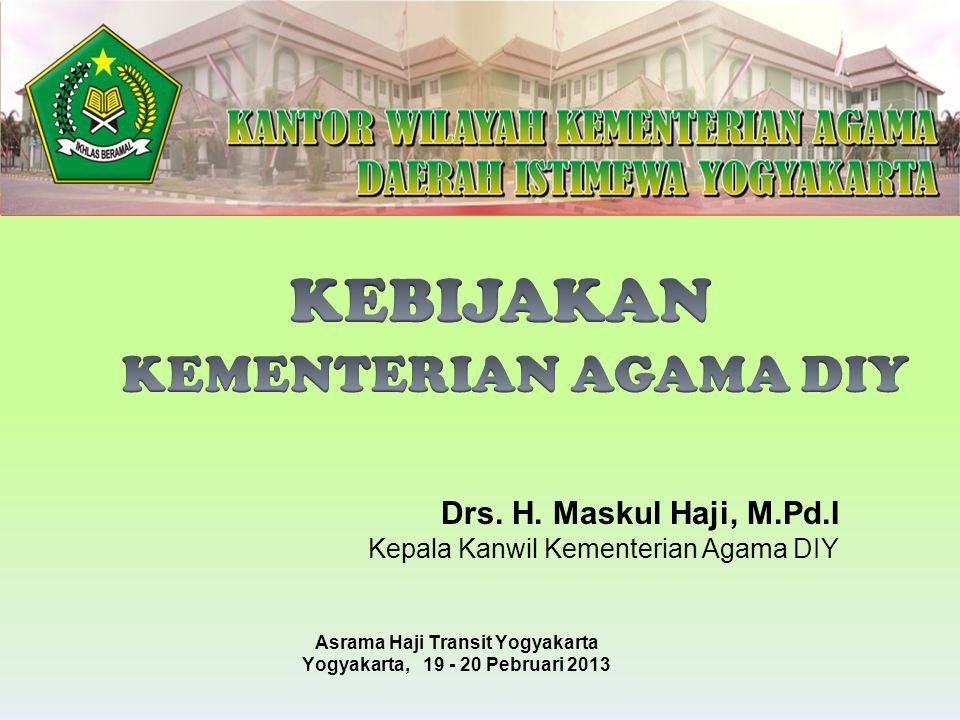 Asrama Haji Transit Yogyakarta