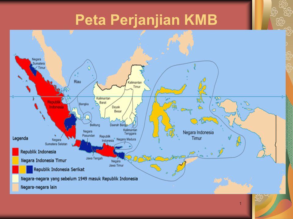 Peta Perjanjian KMB