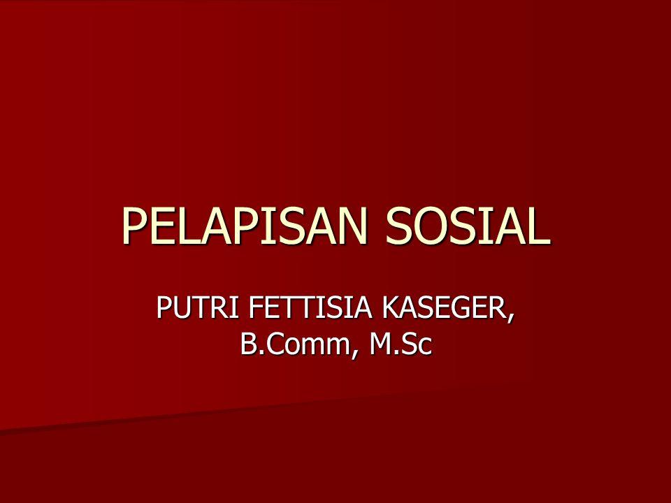 PUTRI FETTISIA KASEGER, B.Comm, M.Sc
