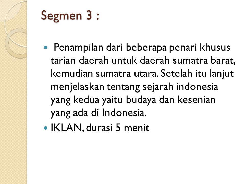 Segmen 3 :
