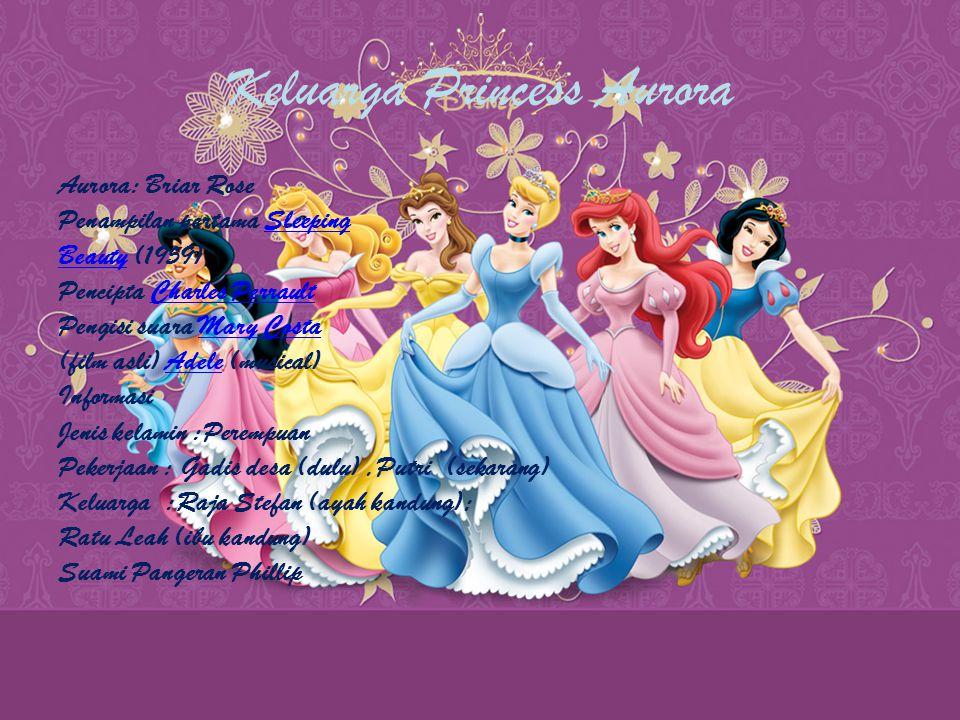 Keluarga Princess Aurora