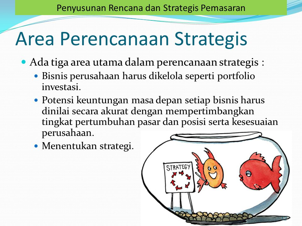 Area Perencanaan Strategis