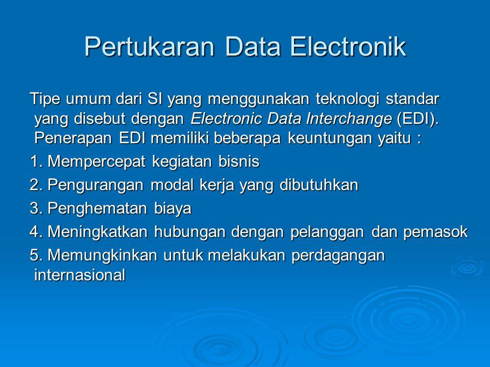 Pertukaran Data Electronik