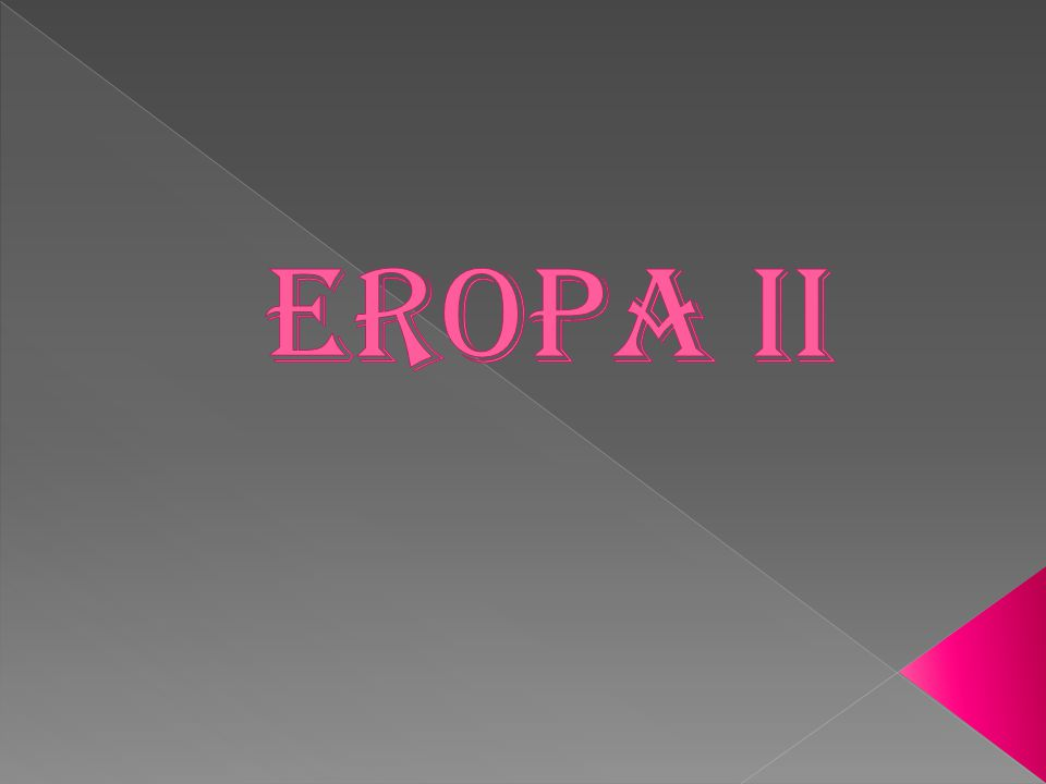 Eropa ii