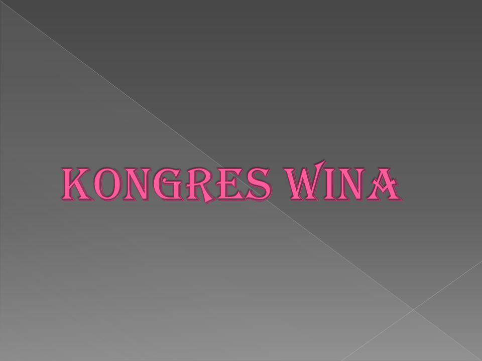 KONGRES WINA