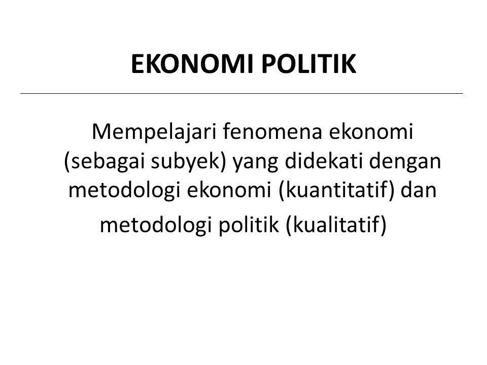metodologi politik (kualitatif)