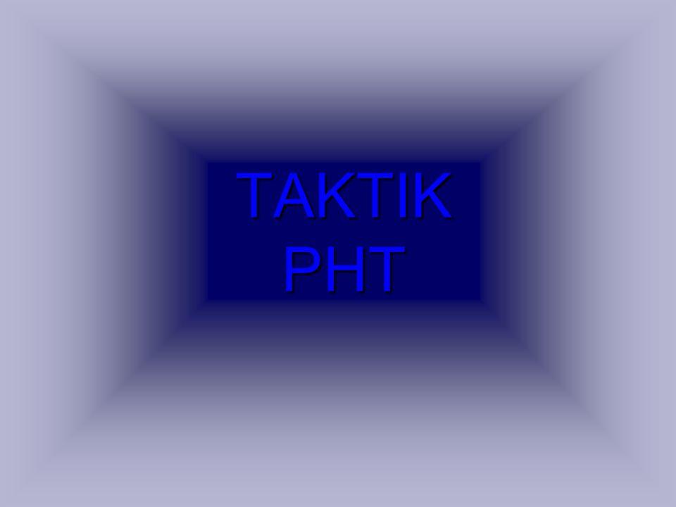 TAKTIK PHT
