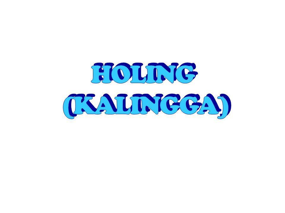 HOLING (KALINGGA)