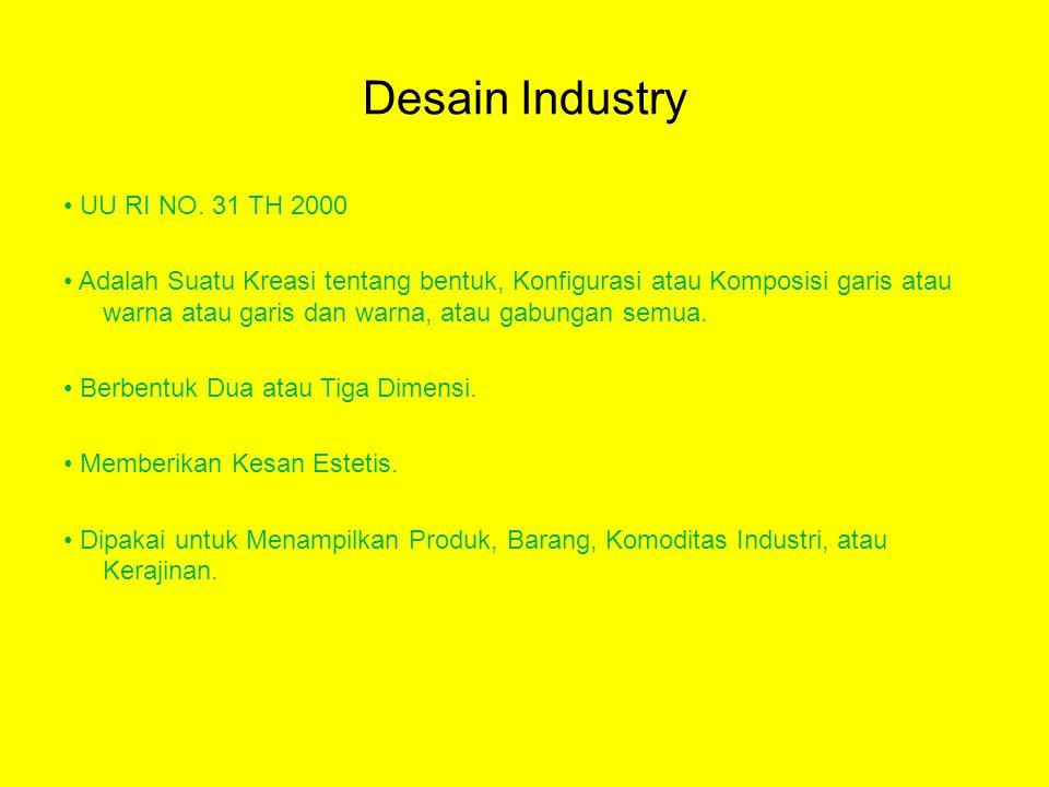Desain Industry