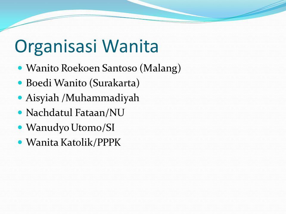 Organisasi Wanita Wanito Roekoen Santoso (Malang)