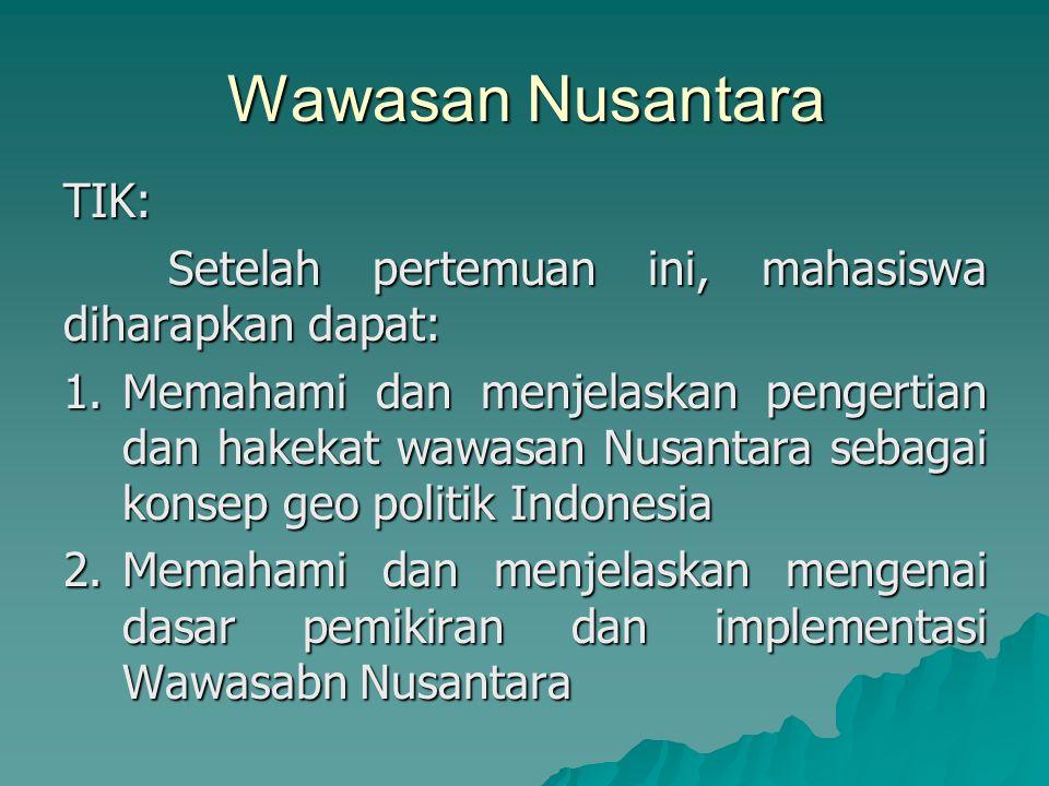 Wawasan Nusantara TIK: