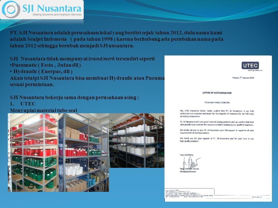 PT. SJI Nusantara adalah perusahaan lokal yang berdiri sejak tahun 2012, dulu nama kami