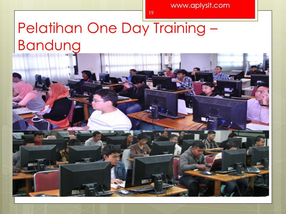 Pelatihan One Day Training – Bandung