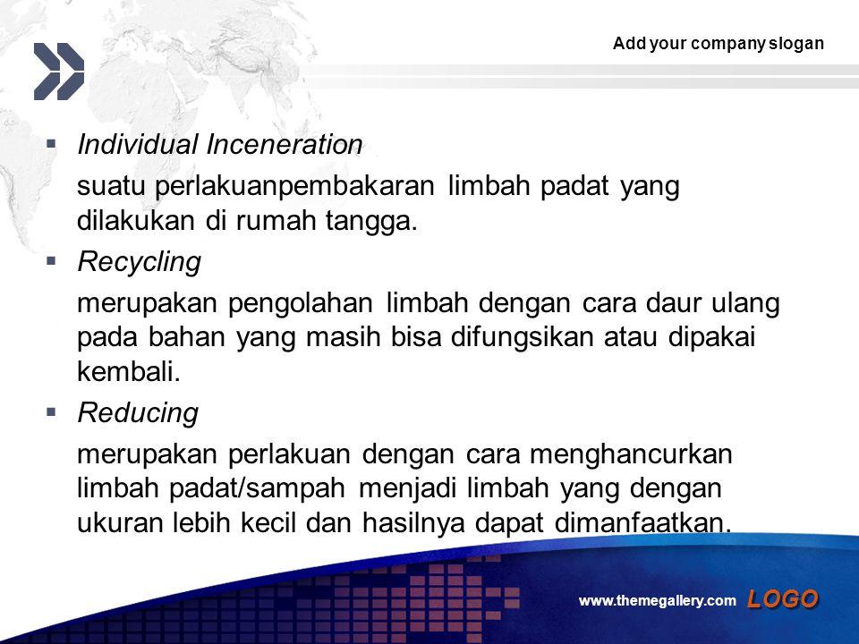 Individual Inceneration