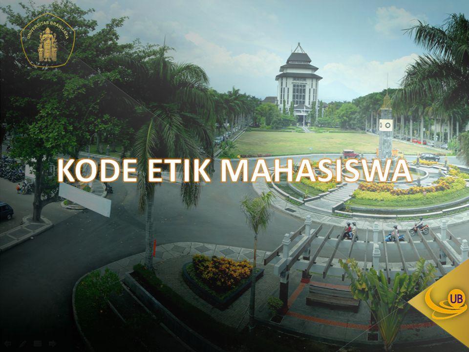 KODE ETIK MAHASISWA test