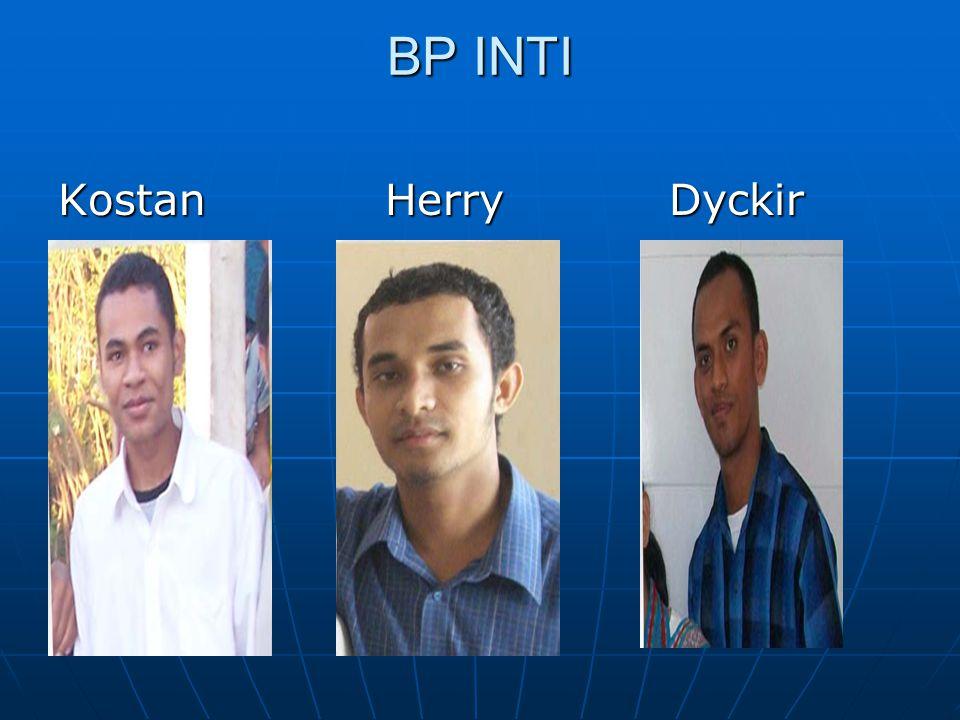 BP INTI Kostan Herry Dyckir