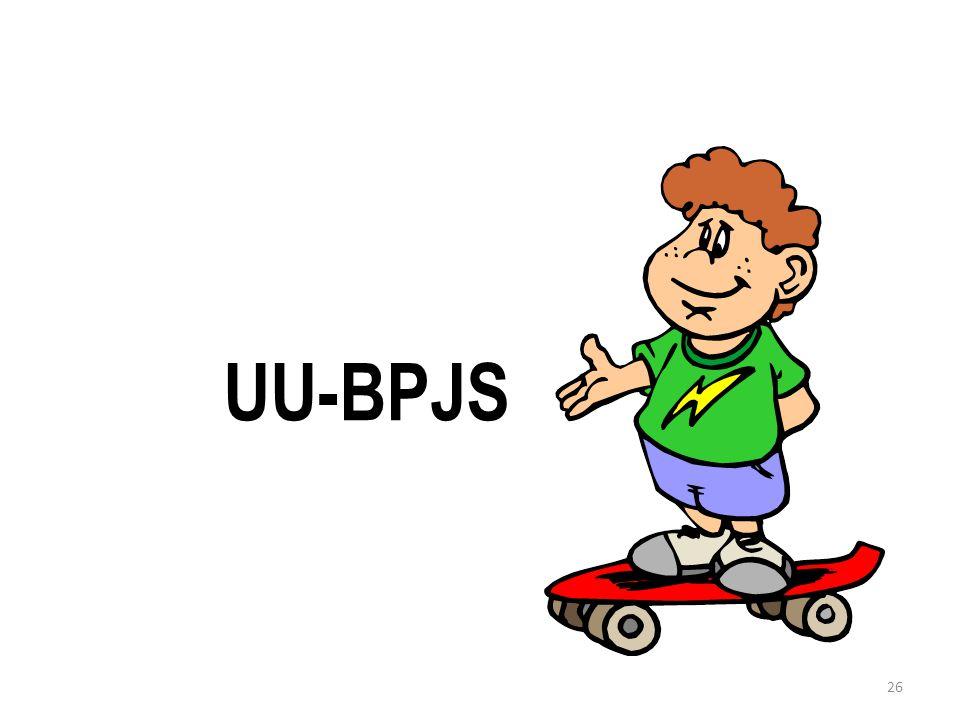 UU-BPJS