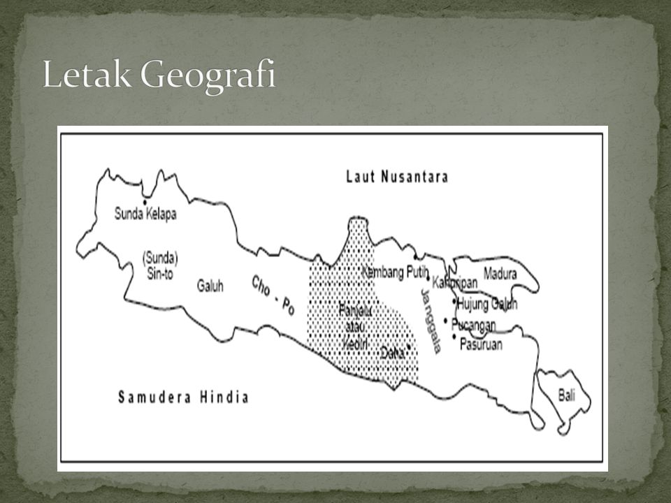 Letak Geografi