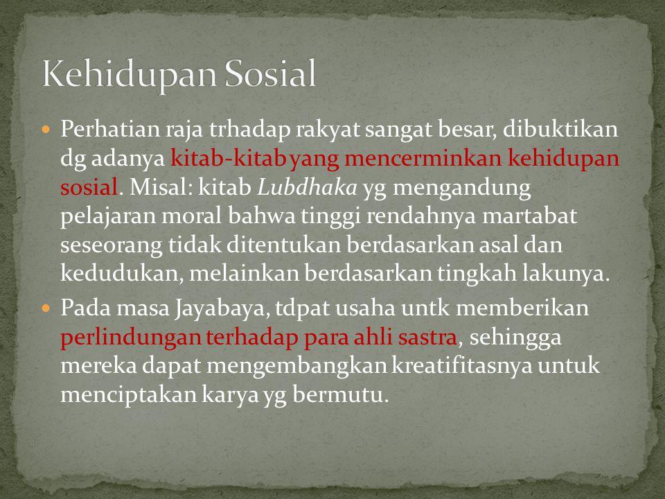 Kehidupan Sosial