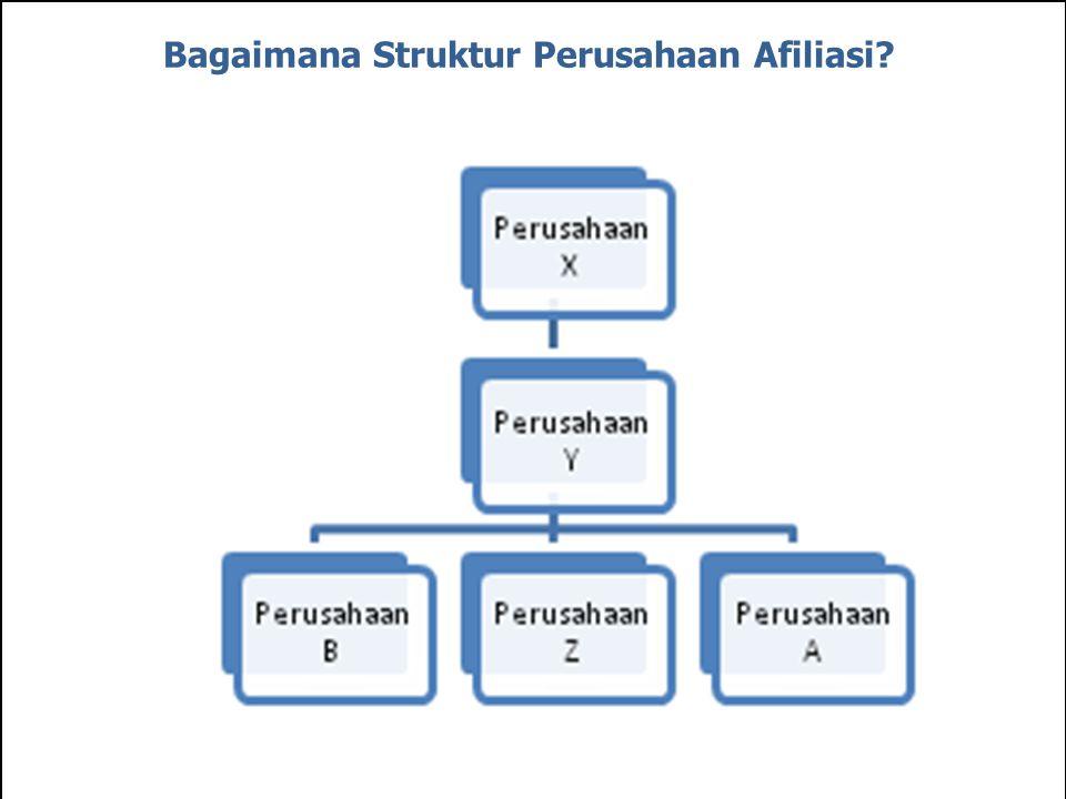 Bagaimana Struktur Perusahaan Afiliasi