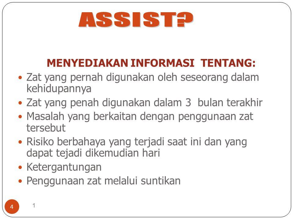 MENYEDIAKAN INFORMASI TENTANG: