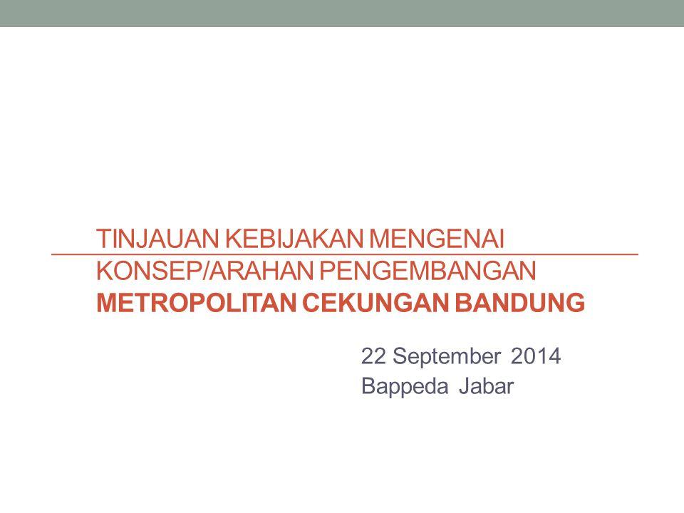 22 September 2014 Bappeda Jabar