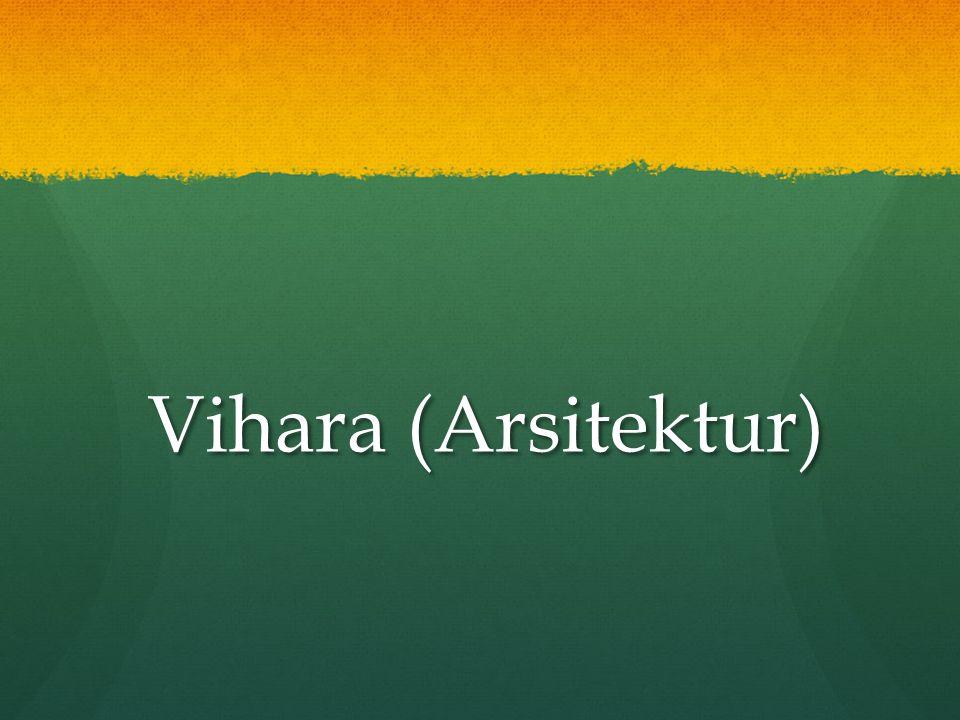 Vihara (Arsitektur)