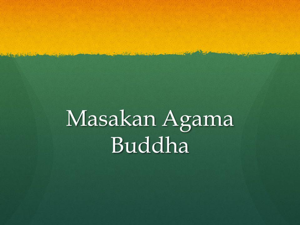 Masakan Agama Buddha