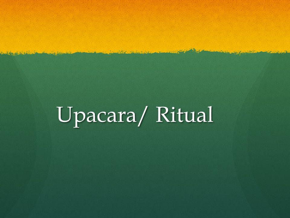 Upacara/ Ritual